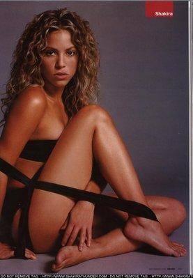 Nom : Shakira Isabel Mebarak Ripoll Née le : 02/02/1977 à Barranquilla